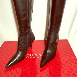 "Guess by Marciano 3 1/2"" Heeled Boots"